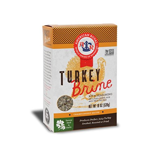 American Royal Turkey Brine by American Royal