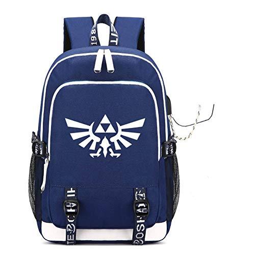 Legend Backpack Student Bookbag Charging