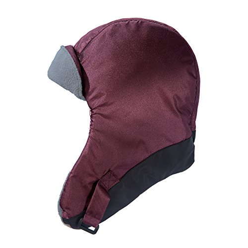 7AM Enfant Classic Chapka Hat 212, Metallic Plum/Black, ()