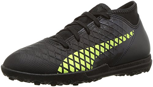 Pictures of PUMA Future 18.4 TT Kids Soccer Shoe Black 1
