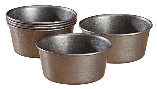 WalterDrake Muffin Tins, Set of 6