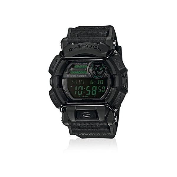 Casio Reloj Hombre de Digital con Correa en Resina GD-400MB-1ER 2