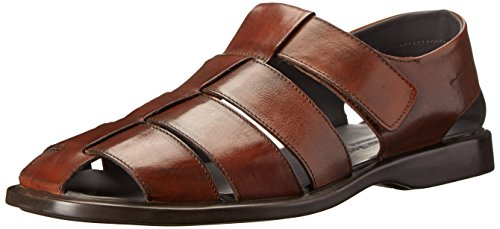 To Boot New York Men's Barbados Fisherman Sandal, Trapper Cognac, 11 M US