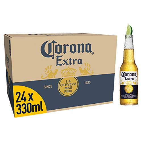 Corona Extra Beer, 33 cl – Case of 24