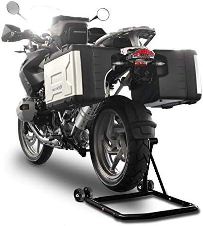 ConStands Einarm Montagest/änder f/ür BMW R NineT Urban G//S 17-20 Schwarz Hinterrad Single Classic Motorrad inkl Adapter