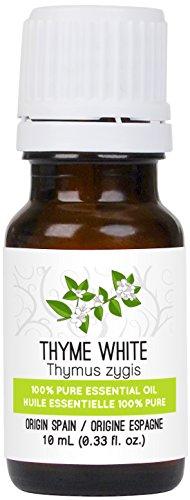Thyme White Essential Oil 0 33