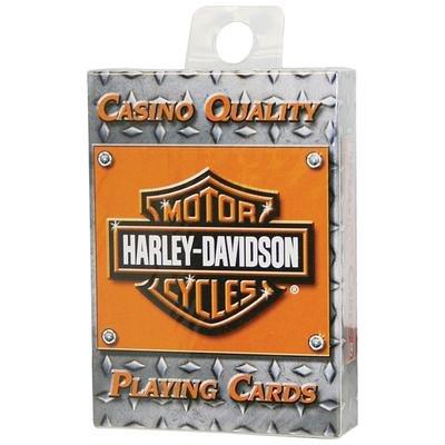 - Harley-Davidson Playing Cards