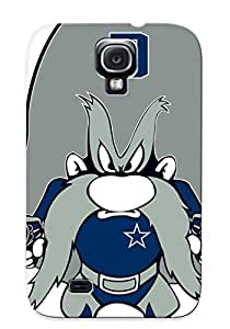 Tpu Case Cover Compatible For Galaxy S4/ Hot Case/ Sam The Sheriff