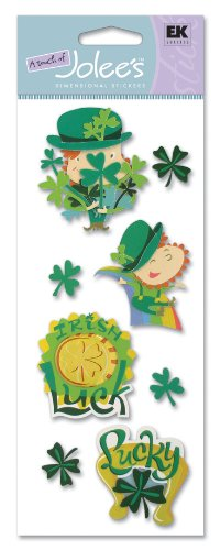 Jolee's Boutique Stickers, Leprechauns