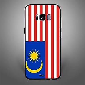 Samsung Galaxy S8 Malaysia Flag