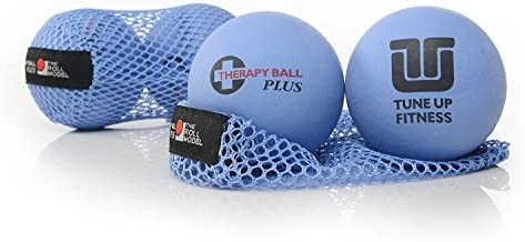 Yoga Tune Up Therapy Balls PLUS size with Tote Jill Miller