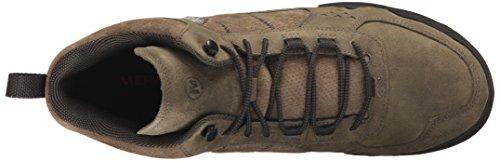 Zapatillas De Deporte Merrell Hombres Burnt Rock Mid Done Olive