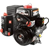 StormForce OHV Replacement Snow Blower Engine with Electric Start - 208cc, 3/4in. Dia. x 2 27/64in.L Shaft, Model# 609208E
