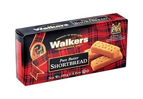 Walkers Shortbread Limited Butter Shortbreads – 250 gr