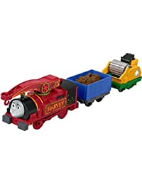 Fisher-Price Thomas & Friends TrackMaster Helpful Harvey BOBEBE Online Baby Store From New York to Miami and Los Angeles