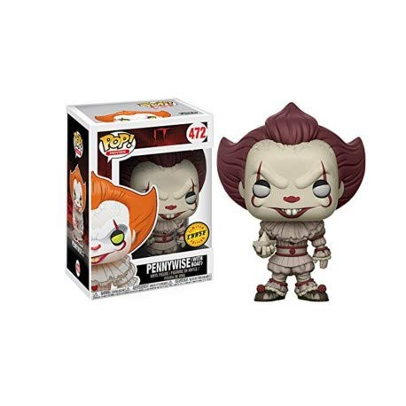 (Funko It Pennywise Pop Vinyl Figure (Chase))