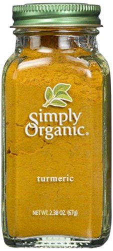 Simply Organic Turmeric 2 38 oz