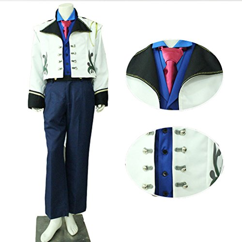 Prince Hans Cosplay Costume