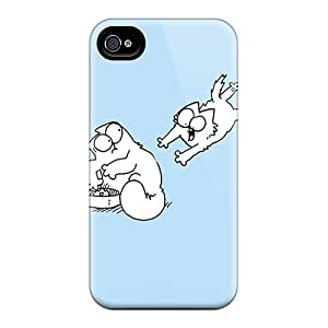 VuH21032WPmC Phone Cases With Fashionable Look For Iphone 6plus - Simons Cat