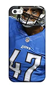 Fashionable SkLsQzY1797UCsWX Case For Sumsung Galaxy S4 I9500 Cover For Detroit Lions Protective Case