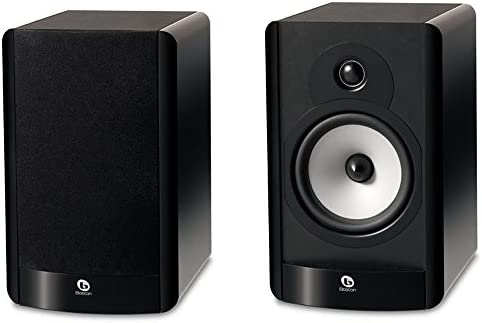 Boston Acoustics A26gb Black Bookshelf Speaker 61 2 Inch 2way