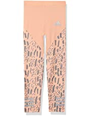 adidas Girls' Long Training Tight