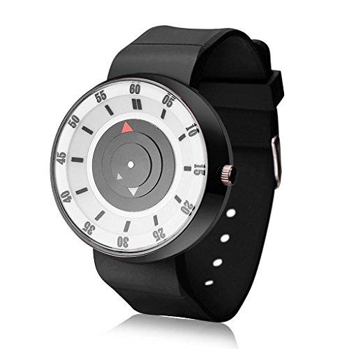 Yoyorule Men's Concept Stainless Steel Analog Quartz Sport Wrist Watch - Korrs Michael Uk