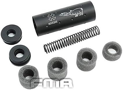 Wisha Silenciador FMA NOVESKE+ -14mm 107mm