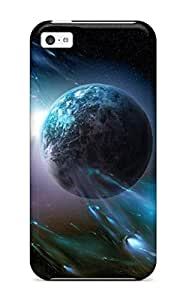 Hot Style OGpEAGR3162XGDEr Protective Case Cover For Iphone5c(nice Planet Abstract )