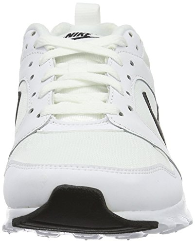 Nike Men's Air Max Motion White/Black Running Shoe 9.5 Men US outlet best store to get discount find great buy cheap the cheapest free shipping recommend mNpmMhgf