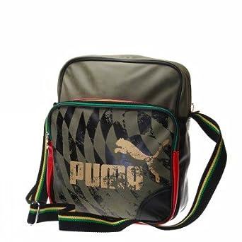 Puma Jamaica Lifestyle Flight Bag 69545-3 Homme Sac Vert Oliva  Amazon.fr   Sports et Loisirs 392aad943e616