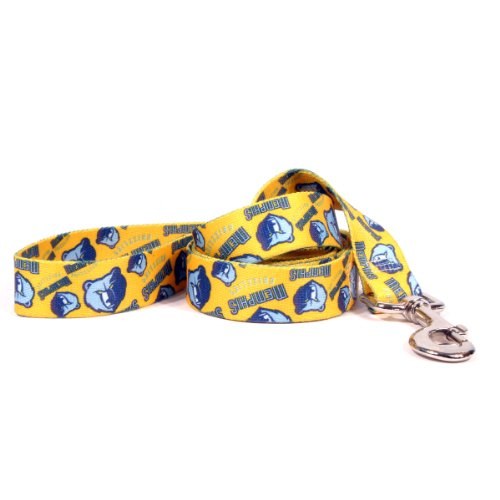 Yellow Dog Design Memphis Grizzlies Lead, 3/4-Feet by 60-Feet