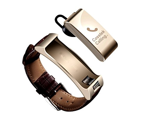 cosstek guitarra Auriculares Bluetooth SmartWatch - se conecta a ...