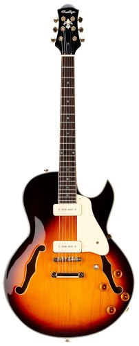 Prestige Guitars NYS Standard Semi-Hollow-Body Electric Guitar ()
