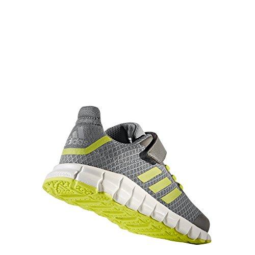 adidas Rapidaflex el K, Zapatillas de Deporte Unisex Niños Gris (Gritre/Seamso/Gricua)