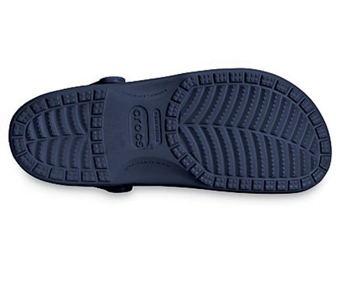 crocs BAYA 10126-410 Unisex-adult Sports Shoe, Blue 9 UK