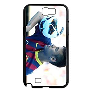 Samsung Galaxy Note 2 N7100 Phone Case Neymar F5D7123