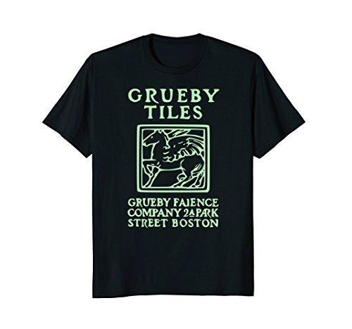 Grueby Pottery Tiles Vintage Art