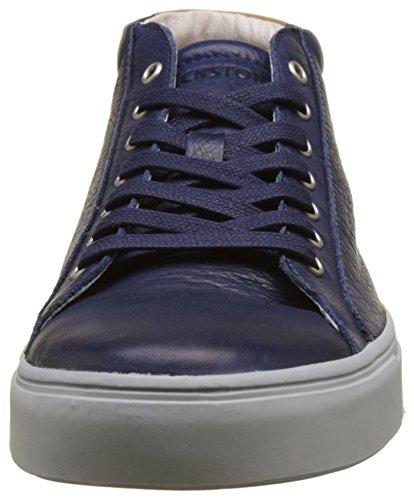 Blackstone Nm04, Sneaker a Collo Alto Uomo Blu (Navy Navy)