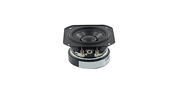 Peerless by Tymphany COMPACT FULL-RANGE,ALUMINUM CONE TA6FD00-04 Speakers
