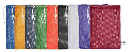 Champion Sports Mesh Equipment Bags, 12