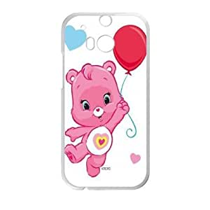 HTC One M8 phone cases White Care Bear fashion cell phone cases TRUG1023834