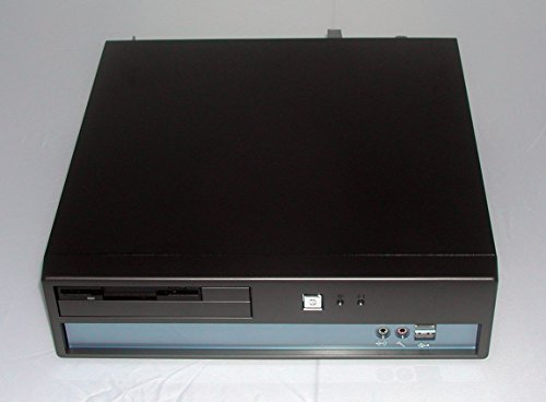 FIC / EVEREX SHEBA VL63 INTEL 865G P4 Socket-478 DDR Slim Computer Barebone (Opened Box) (No CPU, No RAM, No (865g Socket)