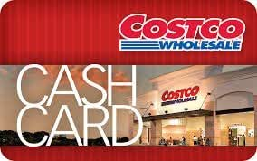 Costco Cash Card $25 - No membership required, No expiration date