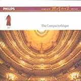Philips - Complete Mozart Edition: The Compactotheque [204 pg Book + CD]