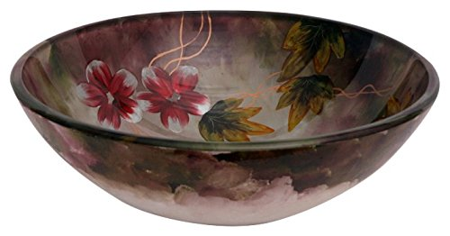 Legion Furniture ZA-170 Floral and Summer Sink With Match...