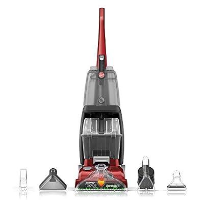 Hoover Power Scrub Deluxe Carpet Cleaner Machine, Upright Shampooer