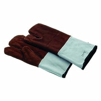 backhandschuhe 3 finger hitzeschutzhandschuhe 250 °c: amazon.de ... - Hitzeschutzhandschuhe Küche