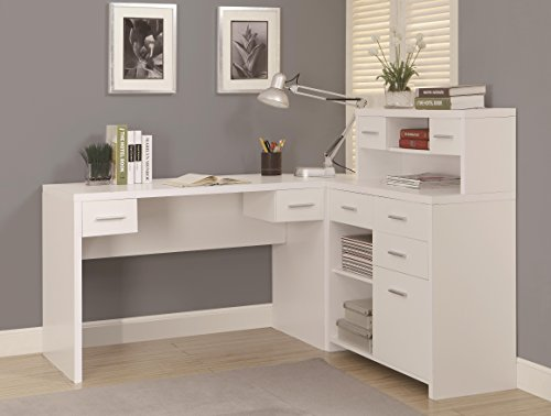 desk units for home office white - 1