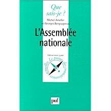 Assemblée nationale (L') [nouvelle édition]